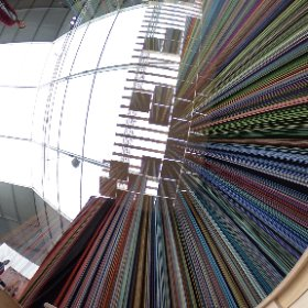 """In the middle of """"Sweet Spot"""" @wonderspaces in San Diego . #theta360"""