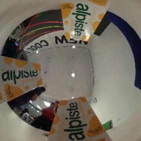 La #lechedealpiste en 360 #dieta #salud y muy rica