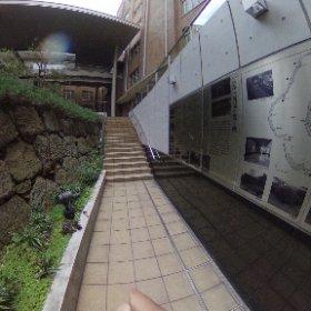 江戸城外堀跡散策シータ #theta360