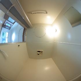 コーポコスモ201 (浴室)