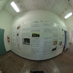 #CasaResistenza #Valpolcevera #Genova #WW2 ingresso pannelli cronostoria #theta360it