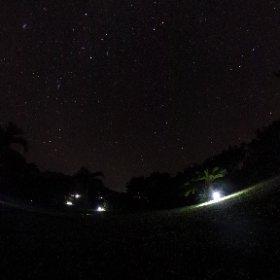 奇跡的に快晴。半端ない星空。 体感して下さい。