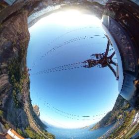 Rio de Janeiro - Sugarloaf Mountain #theta360 #theta360de