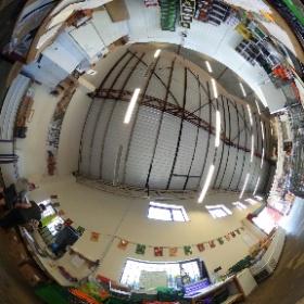 Simon Baines warehouse pic 3 #theta360