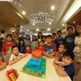Happy Birthday Kyzen Chin!