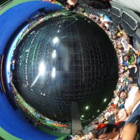 #Rio2016 試合前の卓球会場