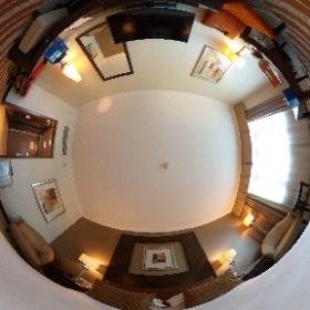 Hotel room at Roda Al Murooj in Dubai #visitDubai #theta360