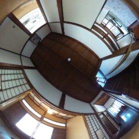 杉並善福寺ハウススタジオ1階玄関