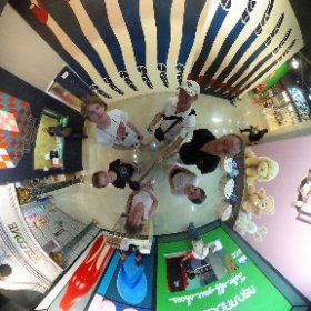 Art in Paradise Bangkok is an family fun interactive museum where you can create cool stuff, our visit https://goo.gl/9yf8uB BEST HASHTAGS #ArtInParadiseBkk  Industry #BkkMuseum   #BkkKidsStuff  #BkkFamilyFun related #MrtThaiCulturalCentre