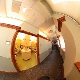 Faculty Group Practice Hallway