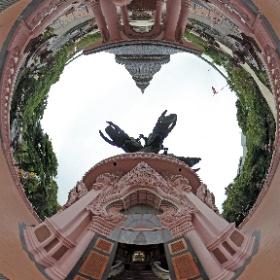 Thailand 2017, Bangkok, Erawan museum 10