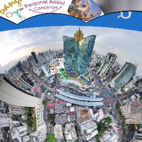 Terminal21 or T21 Shopping Plaza in Bangkok top Tourism spots, each floor country theme (Photo mania), at interchange of skytrain and subway  http://goo.gl/vkalV6 BEST HASHTAGS #Terminal21Bkk  Industry #BkkShoppingC #theta360