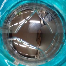 ナゾのカクテル、ブルーミックス。360度近影。 #ibmxcite