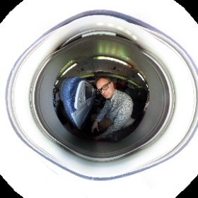 Finally on the last leg of my journey home! Toronto to London. #theta360