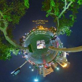 Lan Plabpla Maha Chedsada Bodin in old Bangkok city of Rattanakosin historical Icons, photo spot gardens meeting place, SM hub https://goo.gl/TZg37r BEST HASHTAGS #LanPlabplaMahaChedsadaBodin  #BkkAdventure  #BkkZoneRattanakosin   #Butterfly3d