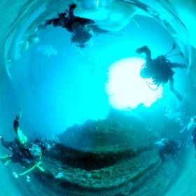 2020/12/06 城ヶ島・岩骨 #padi #diving #フリッパーダイブセンター #城ヶ島 #theta #theta_padi #theta360 #群馬 #伊勢崎 #ダイビングショップ #ダイビングスクール #ライセンス取得