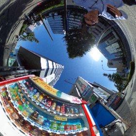 新横浜 #theta360