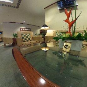 Emirates Auckland Lounge