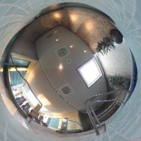 Innenbereich Sauna Therme Bodetal