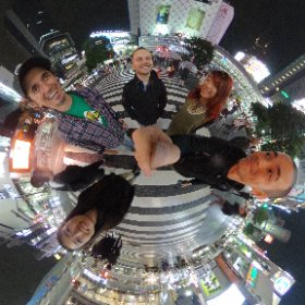 Totaly new experience♪ #theta360