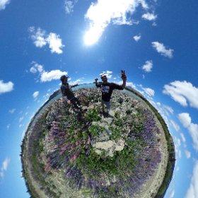 Lake Tekapo in 360. Click here and move the picture around! #theta360