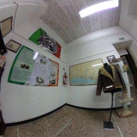 #CasaResistenza #Valpolcevera WW2 Sala liberazione #theta360it