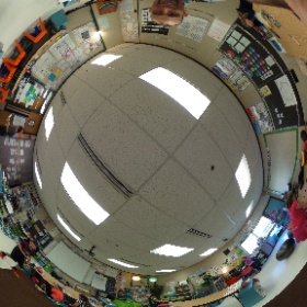 Way to ditch those desks @literacylovesco ! Awesome seating options! #innovatehsd #hsdchat #hsdcribs #theta360