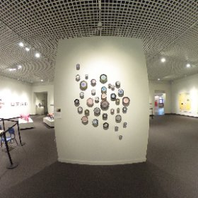 """Augmented"" continues into its second week at The Museum of Arts and Sciences. Here is a 360 view of part of the show, but nothing beats the real thing, so swing by the museum and check it out!"