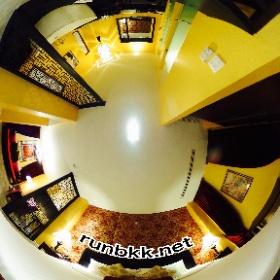 シャンハイ マンション バンコクの客室 #theta360