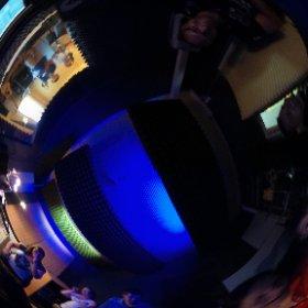 Aufnahmen im Tonstudio, sehr Interessant. :) #theta360