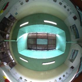 新潟県三条市宮島の湯 浴室 #新潟 #三条 #銭湯 #theta360