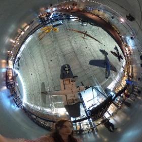 Blackbird Air and Space Museum Chantilly USA  #theta360