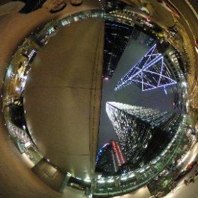 at #Central #HongKong #panorama  #theta360