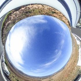 Fahrt im Betanciuria-Massif (Fuerteventura) - Karin Schiel Fotografie Fotografin Stuttgart #theta360 #theta360de