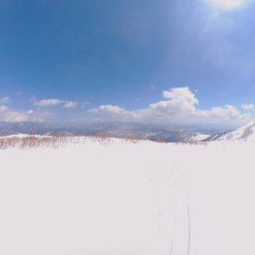 乗鞍岳で360度カメラを実践 #theta360
