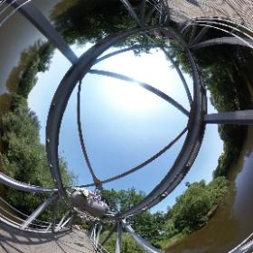 Louny - Ohře #theta360