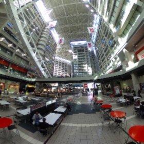 CNN Center Atlanta GA #theta360