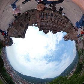 Heidelberg castle, Germany #theta360