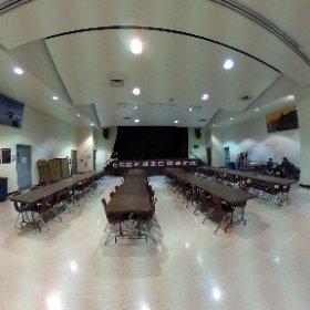 SMHS Cafeteria #theta360