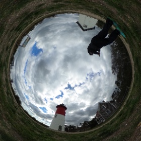 Test for @margreek of posting VR photo from Theta app to Twitter. #theta360
