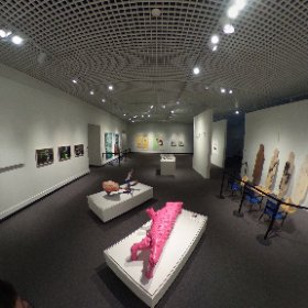 Augmented exhibition at MAS Macon - through Feb. 21