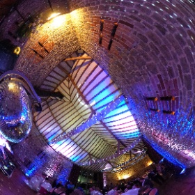 Laura and Matts wedding party at Bartholomew Barn #theta360