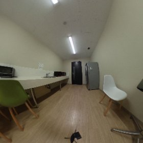 Myecolodge Kitchen space for the guests #theta360