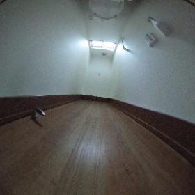 塔野 2階 トイレ #theta360