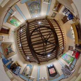 Rione Giotti, Foligno - Il Museo #Q4D #QuintanaFoligno #theta360