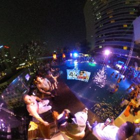 Westin Swimming Pool Party Suk Soi 19 Bangkok SM hub WPP events page  https://goo.gl/w2iJG3  #butterfly3d