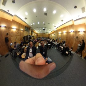 Auditorium #MóvilesyRedes [360° view]  #theta360