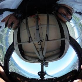360° Foto Flugschule Phoenix Bodensee Ikarus C 42 D-MAPL Rundflüg über Lindau