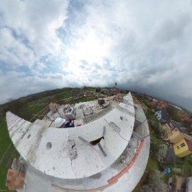 szczyt budynku typ P-1 #theta360