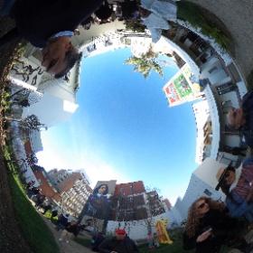 360 Maboneng | The ART and essence of the city of Joburg #theta360 #theta360uk